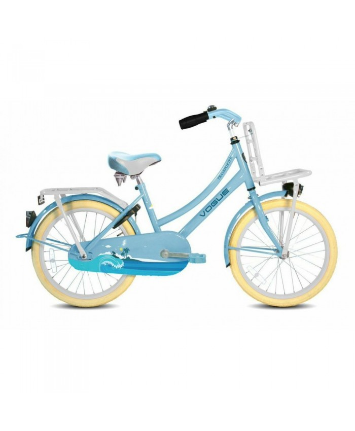 "VOGUE,TRANSPORTER, 20"", Baby-blue,COST,LADY 34CM STEEL 1020285"