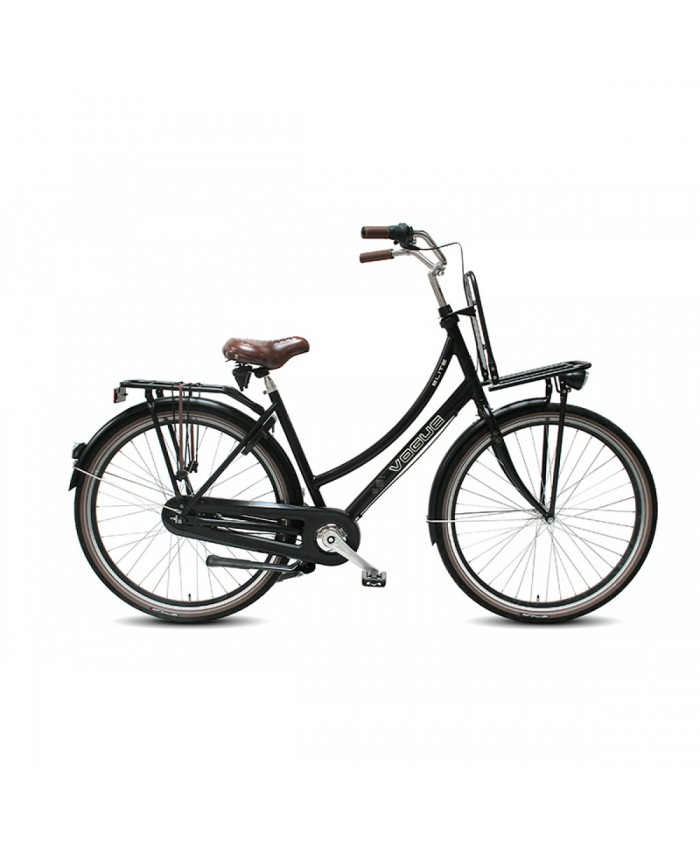 VOGUE ELITE 28'' Black 7SP Lady 57 cm 1020383
