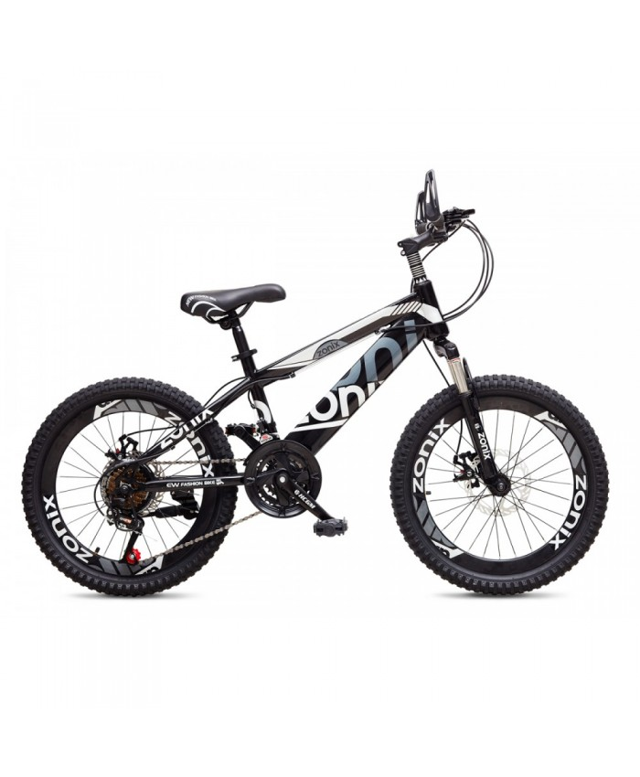 Zonix New fashion MTB 20 inch grijs