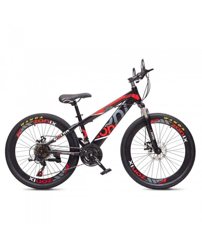 Zonix New fashion MTB 20 inch rood