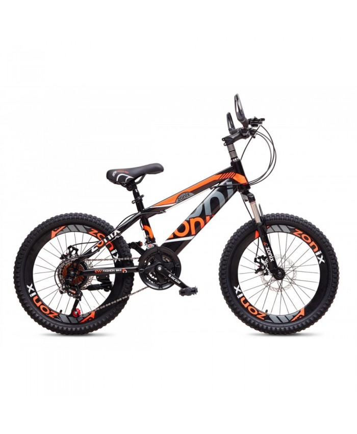 Zonix New fashion MTB 20 inch oranje