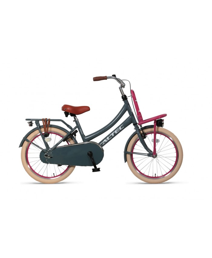 Altec Urban 20inch Transportfiets Gray/Pink 2019
