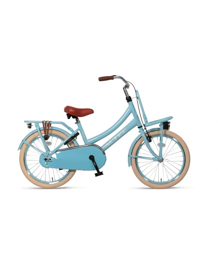 Altec Urban 20inch Transportfiets Blue