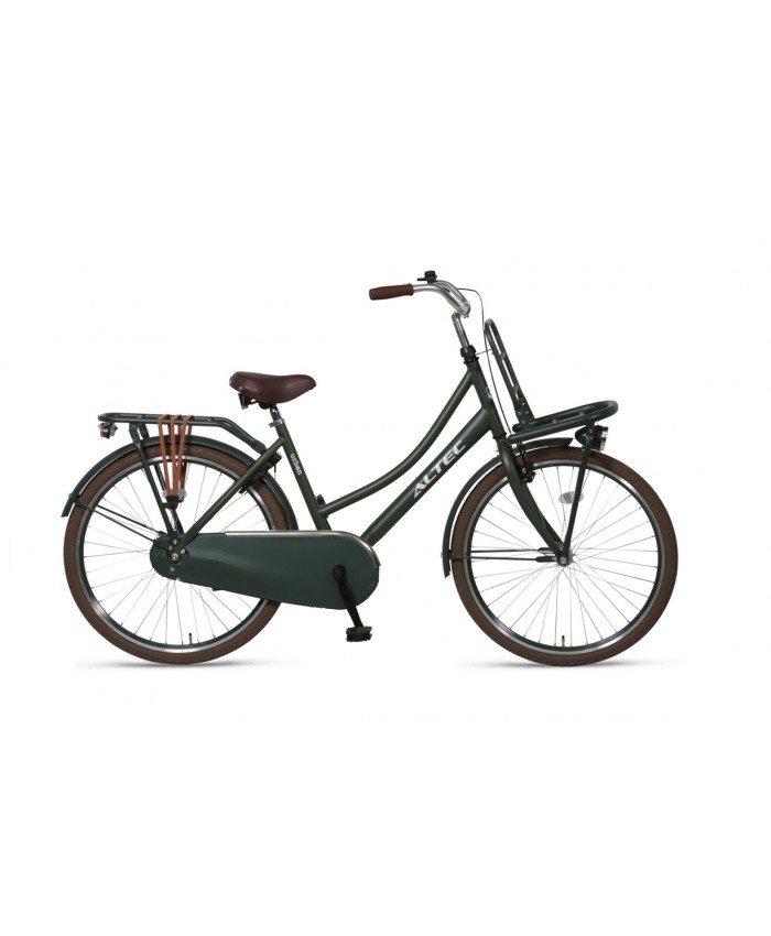 Altec Urban 26inch Transportfiets Army Green Nieuw 2019