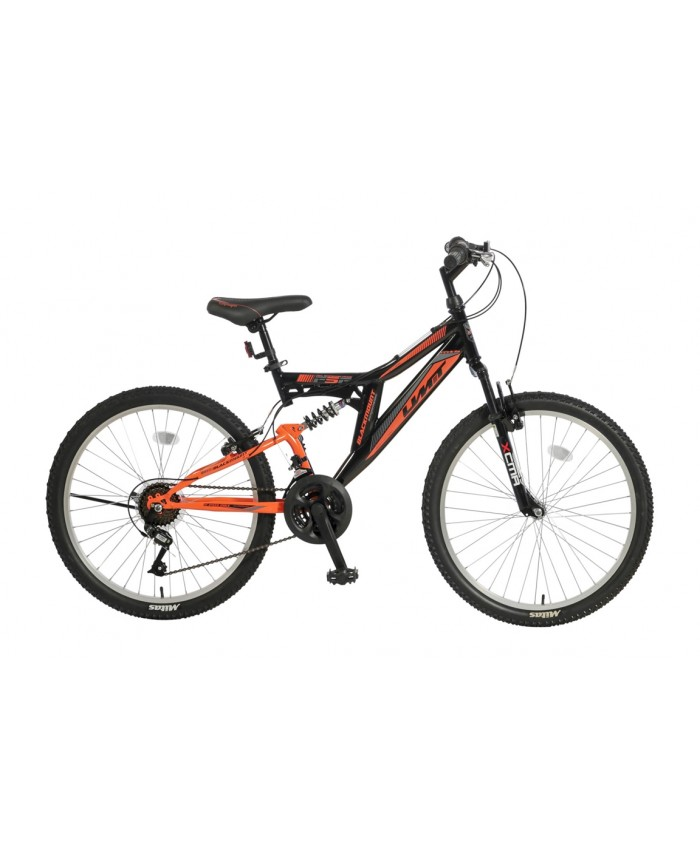 Umit Blackmount 26inch MTB Black - Orange