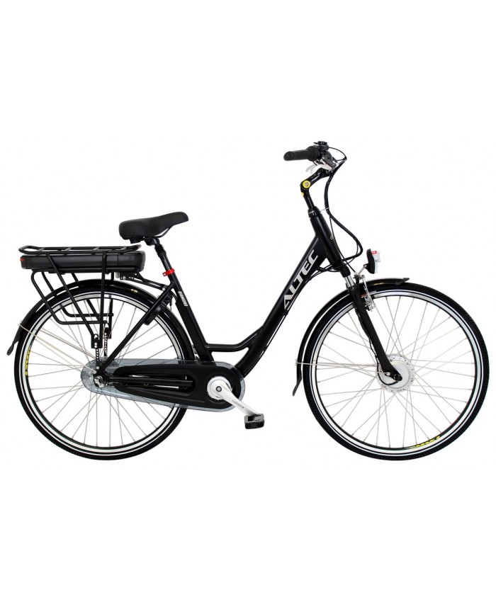 Altec E-Bike Diamond N-3 Mat Zwart 2018