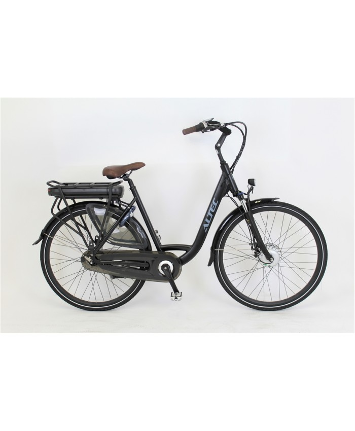 Altec E-Bike Square N-7 Zwart