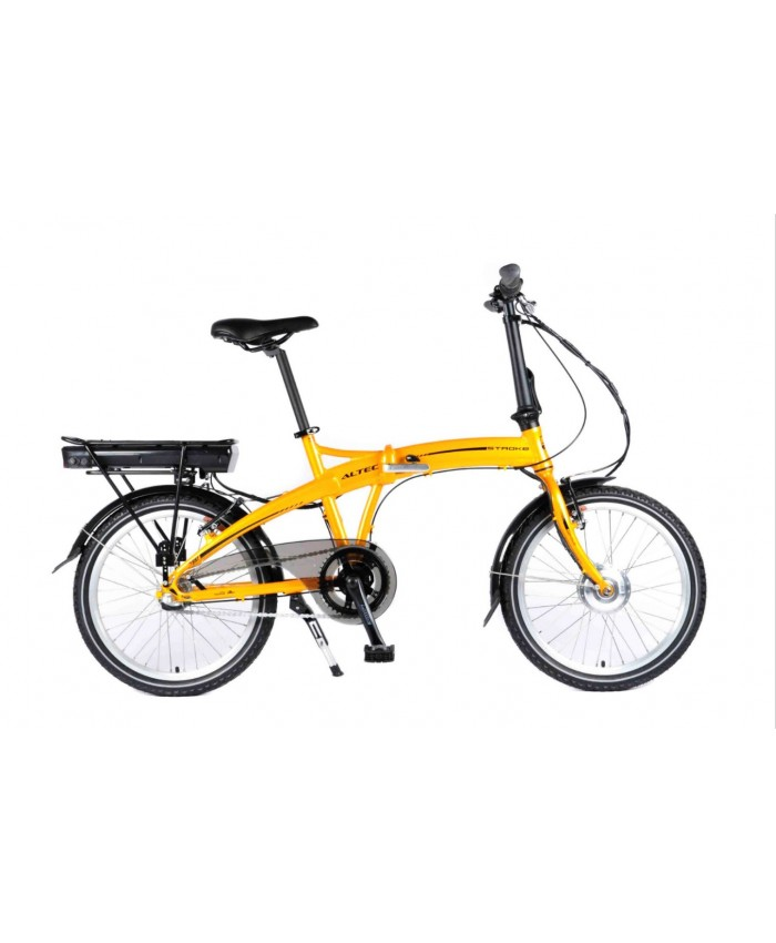 Altec Stroke E-Bike Vouwfiets 20 inch Orange 374Wh