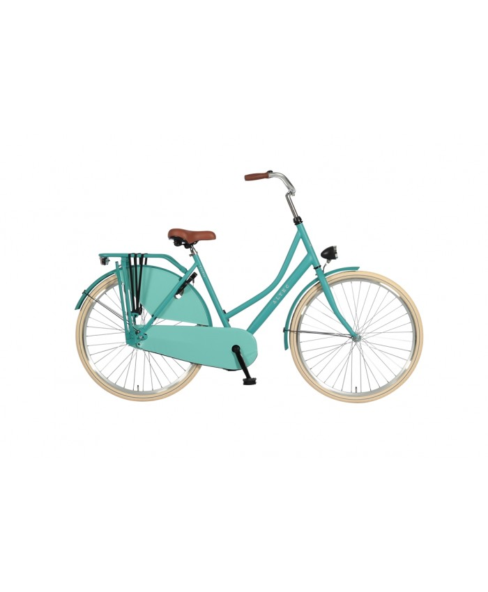Altec London 28 inch Omafiets Ocean Green 55cm 2018