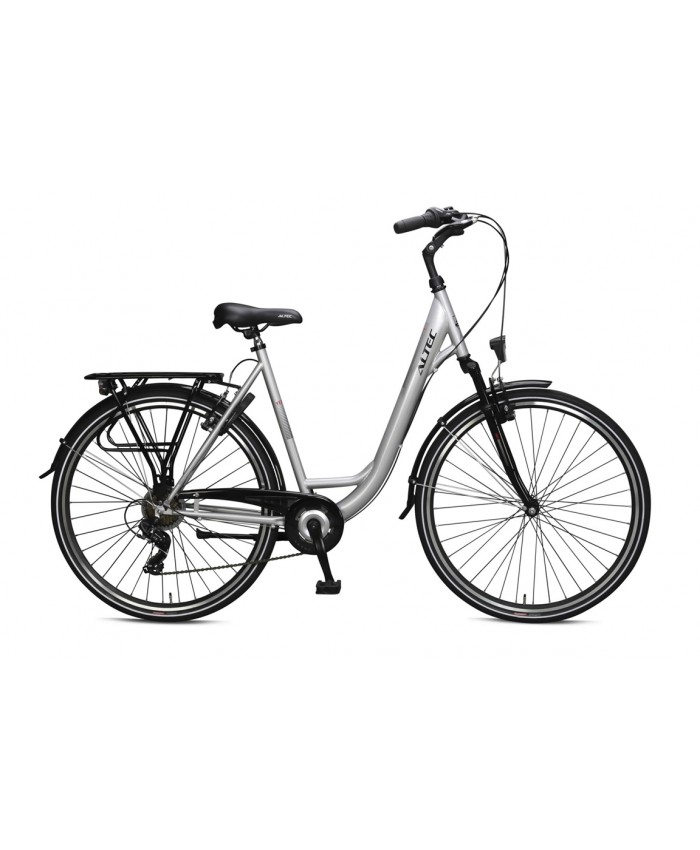 Altec Verona 28 inch damesfiets 55 Chrome 2018