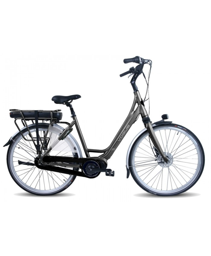 VOGUE E-BIKE, ELEGANCE 8SP SHIMANO, MATT-GREY 1000108