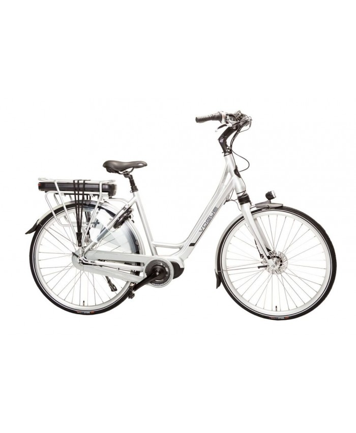 VOGUE E-BIKE, ELEGANCE 8SP SHIMANO, MATT-SILVER 1000109
