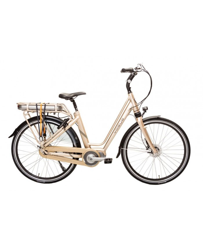 VOGUE E-BIKE, STREAM LADY 8SP SHIMANO, MATT-SAND	1000127