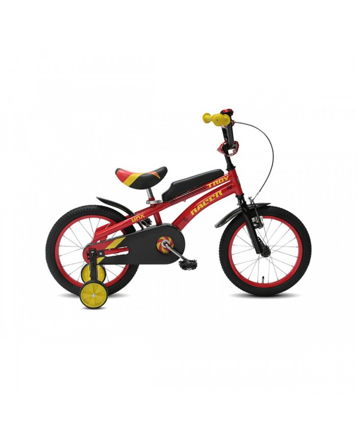 TROY RACER 16'' Red Single  26 cm 1020227