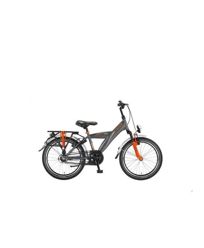 Altec Hero 20 inch jongensfiets Dark Orange 2016 Remnaaf
