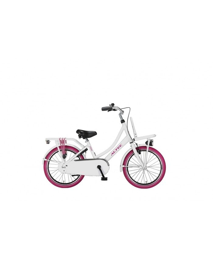Altec Urban 20 inch Transportfiets Pearl White 2018