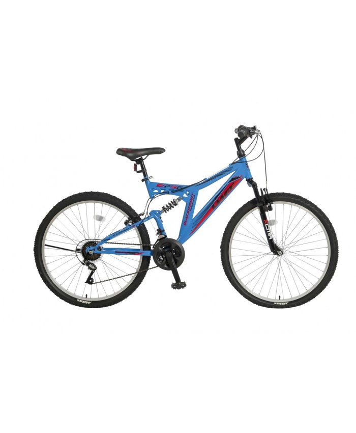 Umit Blackmount 26 inch MTB Blue - Black